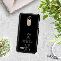NEON SILVER ETUI NA TELEFON LG K10 2018 MIENIĄCE SIĘ ZLZ130