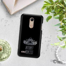 NEON SILVER ETUI NA TELEFON LG K10 2018 MIENIĄCE SIĘ ZLZ132