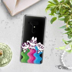 ETUI NA TELEFON HTC U12 PLUS CARTOON NETWORK ATOMÓWKI WZÓR AT501