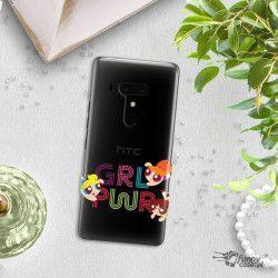 ETUI NA TELEFON HTC U12 PLUS CARTOON NETWORK ATOMÓWKI WZÓR AT505