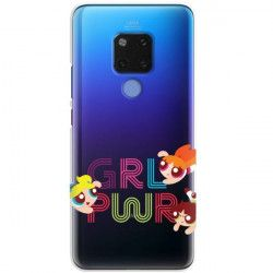 ETUI NA TELEFON HUAWEI MATE 20 CARTOON NETWORK ATOMÓWKI WZÓR AT505