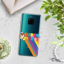 ETUI NA TELEFON HUAWEI MATE 20 PRO CARTOON NETWORK ATOMÓWKI WZÓR AT487