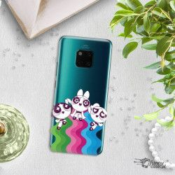 ETUI NA TELEFON HUAWEI MATE 20 PRO CARTOON NETWORK ATOMÓWKI WZÓR AT501