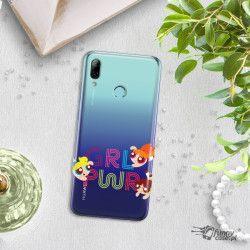 ETUI NA TELEFON HUAWEI P SMART 2019 CARTOON NETWORK ATOMÓWKI WZÓR AT505