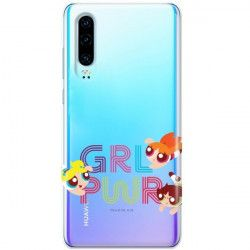 ETUI NA TELEFON HUAWEI P30 CARTOON NETWORK ATOMÓWKI WZÓR AT505