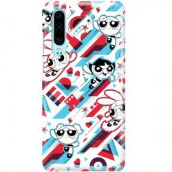 ETUI NA TELEFON HUAWEI P30 CARTOON NETWORK ATOMÓWKI WZÓR AT561