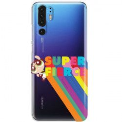 ETUI NA TELEFON HUAWEI P30 PRO CARTOON NETWORK ATOMÓWKI WZÓR AT487