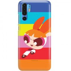 ETUI NA TELEFON HUAWEI P30 PRO CARTOON NETWORK ATOMÓWKI WZÓR AT489
