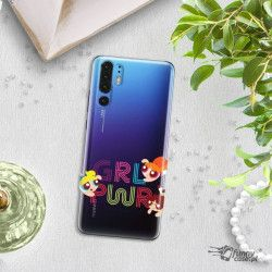 ETUI NA TELEFON HUAWEI P30 PRO CARTOON NETWORK ATOMÓWKI WZÓR AT505