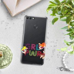 ETUI NA TELEFON HUAWEI Y9 2018 CARTOON NETWORK ATOMÓWKI WZÓR AT505