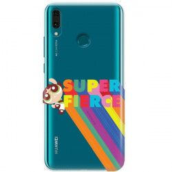 ETUI NA TELEFON HUAWEI Y9 2019 CARTOON NETWORK ATOMÓWKI WZÓR AT487