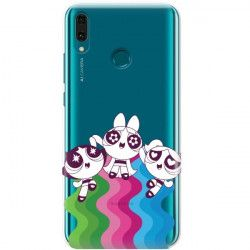 ETUI NA TELEFON HUAWEI Y9 2019 CARTOON NETWORK ATOMÓWKI WZÓR AT501