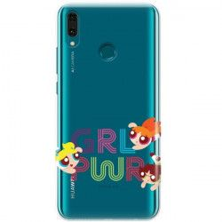 ETUI NA TELEFON HUAWEI Y9 2019 CARTOON NETWORK ATOMÓWKI WZÓR AT505