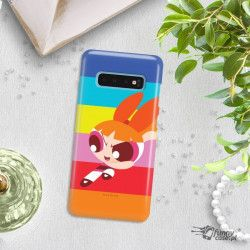 ETUI NA TELEFON SAMSUNG GALAXY S10 CARTOON NETWORK ATOMÓWKI WZÓR AT489