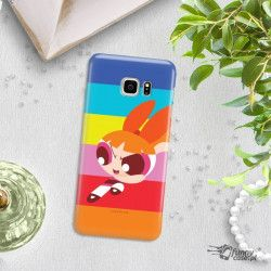 ETUI NA TELEFON SAMSUNG GALAXY S6 EDGE PLUS CARTOON NETWORK ATOMÓWKI WZÓR AT489