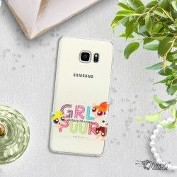 ETUI NA TELEFON SAMSUNG GALAXY S6 EDGE PLUS CARTOON NETWORK ATOMÓWKI WZÓR AT505