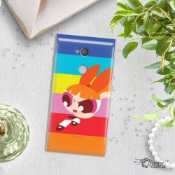ETUI NA TELEFON SONY XPERIA L2 CARTOON NETWORK ATOMÓWKI WZÓR AT489