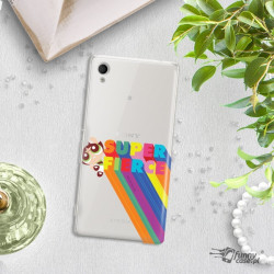 ETUI NA TELEFON SONY XPERIA M4 AQUA CARTOON NETWORK ATOMÓWKI WZÓR AT487