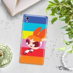 ETUI NA TELEFON SONY XPERIA M4 AQUA CARTOON NETWORK ATOMÓWKI WZÓR AT489