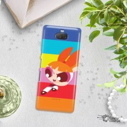 ETUI NA TELEFON SONY XPERIA XA3 CARTOON NETWORK ATOMÓWKI WZÓR AT489