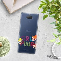 ETUI NA TELEFON SONY XPERIA XA3 CARTOON NETWORK ATOMÓWKI WZÓR AT505