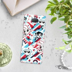 ETUI NA TELEFON SONY XPERIA XA3 CARTOON NETWORK ATOMÓWKI WZÓR AT561