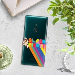 ETUI NA TELEFON SONY XPERIA XZ3 CARTOON NETWORK ATOMÓWKI WZÓR AT487