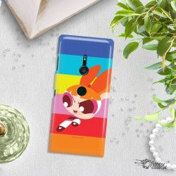 ETUI NA TELEFON SONY XPERIA XZ3 CARTOON NETWORK ATOMÓWKI WZÓR AT489