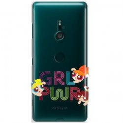 ETUI NA TELEFON SONY XPERIA XZ3 CARTOON NETWORK ATOMÓWKI WZÓR AT505