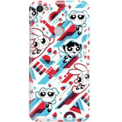 ETUI NA TELEFON XIAOMI REDMI NOTE 5A PRIME CARTOON NETWORK ATOMÓWKI WZÓR AT561