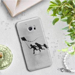 ETUI NA TELEFON HTC 10 BANKSY WZÓR BK168