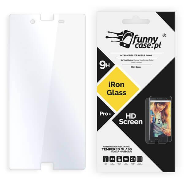 SZKŁO HARTOWANE LCD SONY XPERIA X COMPACT