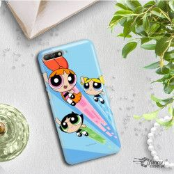 HUAWEI Y6 2018 PRIME ETUI CARTOON NETWORK AT109 ATOMÓWKI AT109