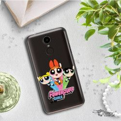 ETUI NA TELEFON LG K8 2017 M200N DUAL CARTOON NETWORK AT158 ATOMÓWKI