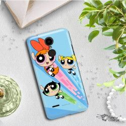 ETUI NA TELEFON LG K8 2017 M200N DUAL CARTOON NETWORK AT109 ATOMÓWKI