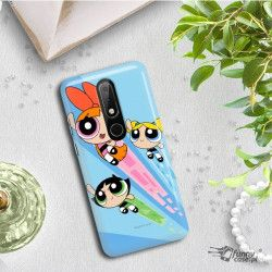 ETUI NA TELEFON NOKIA X6 2018 RM-559 CARTOON NETWORK AT109 ATOMÓWKI