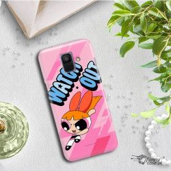 ETUI NA TELEFON SAMSUNG GALAXY A6 2018 A600 CARTOON NETWORK AT102 ATOMÓWKI