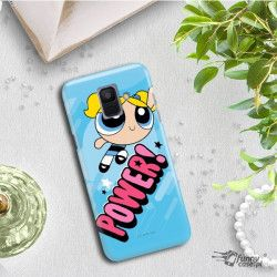 ETUI NA TELEFON SAMSUNG GALAXY A6 2018 A600 CARTOON NETWORK AT101 ATOMÓWKI