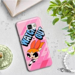 ETUI NA TELEFON SAMSUNG GALAXY A7 2016 A710 CARTOON NETWORK AT102 ATOMÓWKI