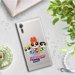 ETUI NA TELEFON SONY XPERIA Xzs G8231 CARTOON NETWORK AT158 ATOMÓWKI
