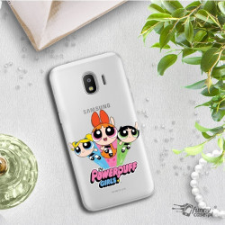 ETUI NA TELEFON SAMSUNG GALAXY J2 2018 J250 CARTOON NETWORK AT158 ATOMÓWKI