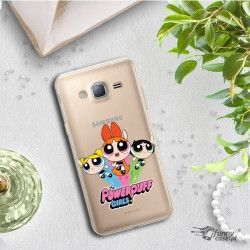 ETUI NA TELEFON SAMSUNG GALAXY J3 2016 J320 CARTOON NETWORK AT158 ATOMÓWKI