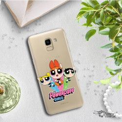 ETUI NA TELEFON SAMSUNG GALAXY J6 2018 J600 CARTOON NETWORK AT158 ATOMÓWKI