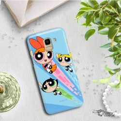 ETUI NA TELEFON SAMSUNG GALAXY J6 2018 J600 CARTOON NETWORK AT109 ATOMÓWKI