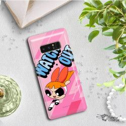 ETUI NA TELEFON SAMSUNG GALAXY NOTE 8 N950 CARTOON NETWORK AT102 ATOMÓWKI