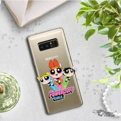 ETUI NA TELEFON SAMSUNG GALAXY NOTE 8 N950 CARTOON NETWORK AT158 ATOMÓWKI