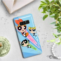 ETUI NA TELEFON SAMSUNG GALAXY NOTE 8 N950 CARTOON NETWORK AT109 ATOMÓWKI