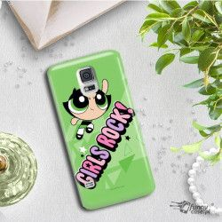 ETUI NA TELEFON SAMSUNG GALAXY S5 I9600 CARTOON NETWORK AT103 ATOMÓWKI