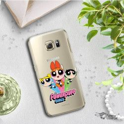 ETUI NA TELEFON SAMSUNG GALAXY S6 EDGE G925 CARTOON NETWORK AT158 ATOMÓWKI