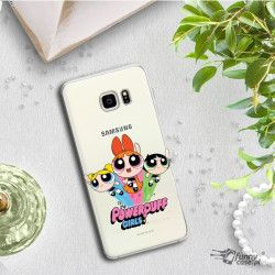 ETUI NA TELEFON SAMSUNG GALAXY S6 EDGE PLUS G928 CARTOON NETWORK AT158 ATOMÓWKI